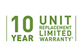 Home Comfort Connect - 10 Year Condenser Limited Warranty