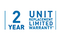 Home Comfort Connect - 2 Year Unit Replacement Limited Warranty