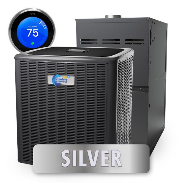 Home Comfort Connect - Silver Package - Split System - 5-Ton - 16 SEER - High Efficiency